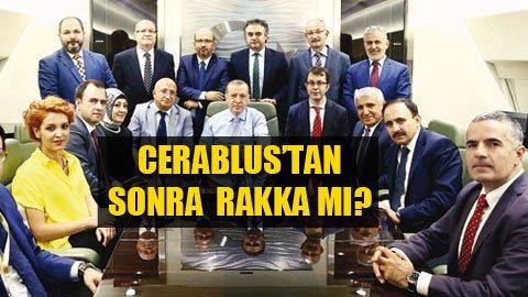 Erdoğan, Obama'nın teklifini açıkladı