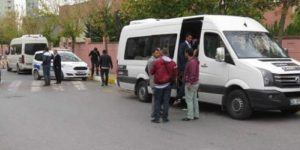 İlkokul önünde silahlı saldırı