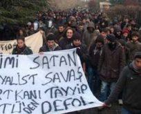 ODTÜ'lü 45 öğrenciye hapis cezası