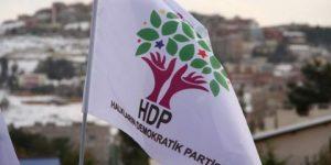HDP'den kayyum açıklaması