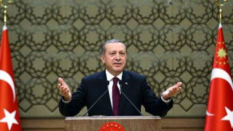 Erdoğan'dan Fırat Kalkanı açıklaması