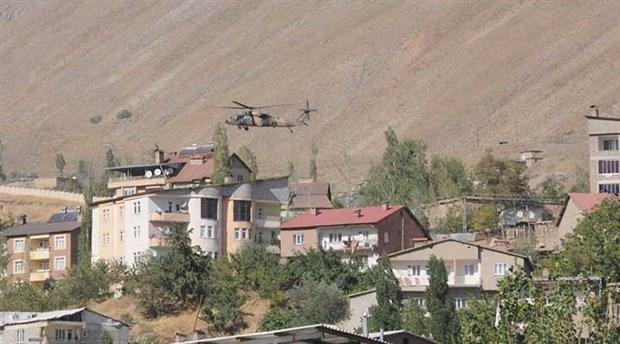 Şemdinli'de çatışma: 5 asker yaşamını yitirdi