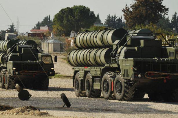 Türkiye Rusya'dan füze savunma sistemi alacak