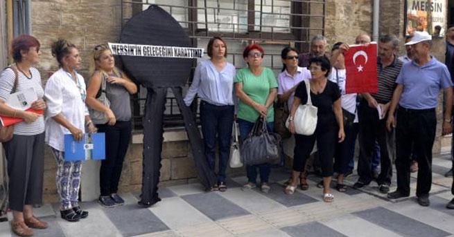 Akkuyu Nükleer Santrali protesto edildi