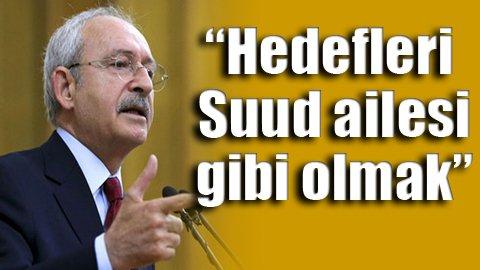 CHP lideri Kılıçdaroğlu: Halk istemiyor