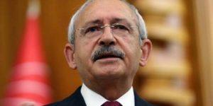 CHP liderinden Cumhuriyet'e telefon
