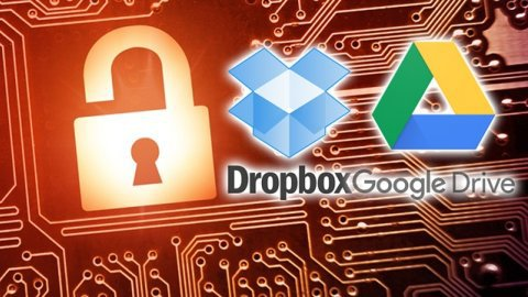 Google Drive ve Dropbox'a erişim engeli