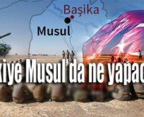 'Türkiye'nin Musul'daki B ve C planı ne?'