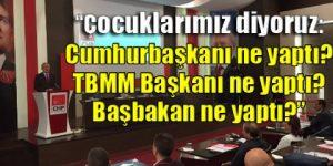 Kılıçdaroğlu: Güçlü bir sosyal devlete…