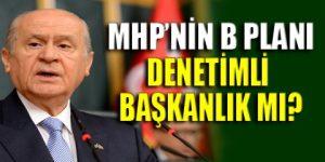 MHP AKP'den ne istiyor?