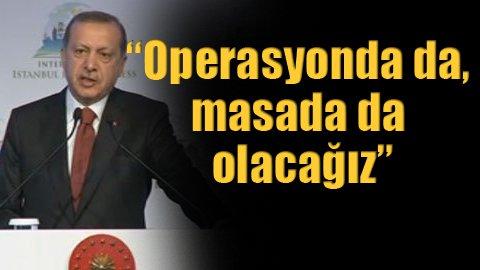 Erdoğan'dan çok sert Musul açıklaması
