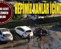 Antalya'da patlama: İki şüpheli kamerada