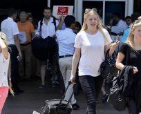 Tarihinin en kötü yılı… İşte Antalya'nın 9 aylık turist kaybı