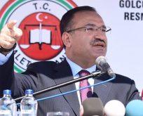Adalet Bakanı Bekir Bozdağ, referandum için tarih verdi