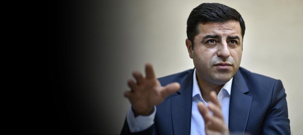 HDP'den 'başkanlık' ve 'referandum kampanyası' kararı