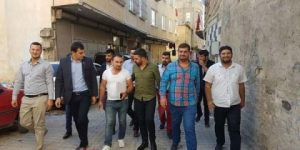 CHP Gençlik Kolları Kilis'te