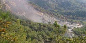 PKK'lılar saldırdı, çatışma sürüyor