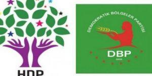 HDP ve DBP binalarına polis baskını