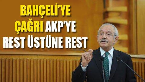 Kılıçdaroğlu: Bu söz şehitlere ihanettir