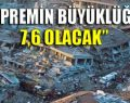 İstanbul için korkutan uyarı!