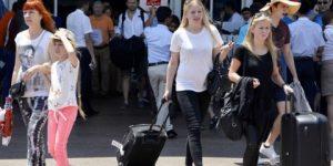 İşte Antalya'nın 9 aylık turist kaybı!