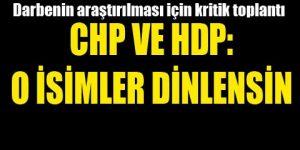 'Erdoğan ve eniştesi gelsin'