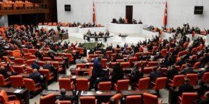 Meclis'te F klavye tartışması