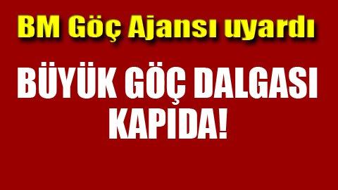 Türkiye'ye kötü haber!