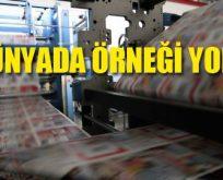 'Gazetelere akıl dışı ceza yöntemi'