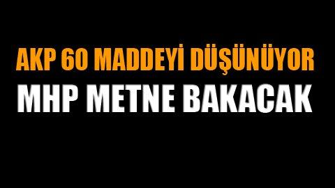 AKP düğmeye bastı!