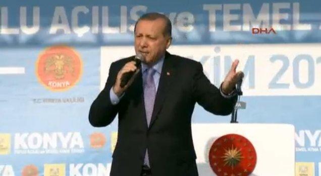 Erdoğan'dan '3. darbe' açıklaması