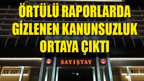 AKP'nin usulsüzlüğünü gizleyemediler