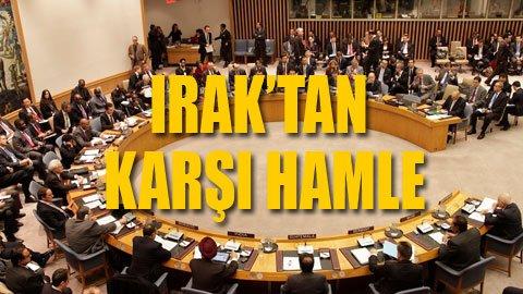 Irak-Türkiye krizinde yeni gelişme