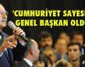 Kılıçdaroğlu'ndan Cumhuriyet vurgusu