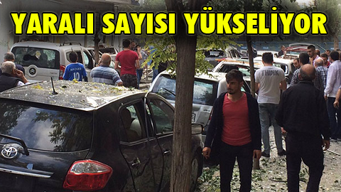 İstanbul'da karakol yakınında patlama