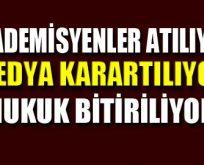 AKP hukuk tanımıyor!