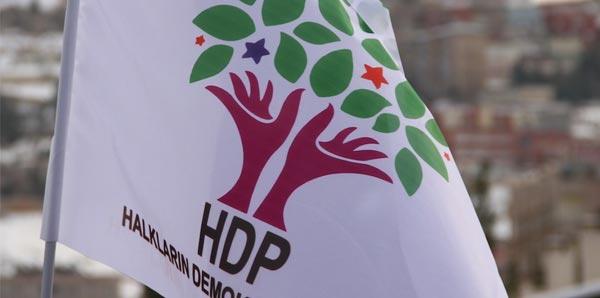 Diyarbakır'da HDP ve DBP'ye polis operasyonu.