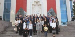 MHP Sarıyer'den Ankara Ziyareti.