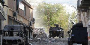 Silvan'da roketli saldırı