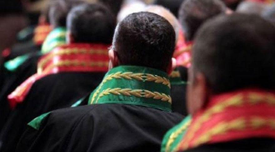 189 hakim ve savcıya gözaltı kararı