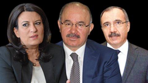 3 eski bakan Erdoğan'ın hedefinde!