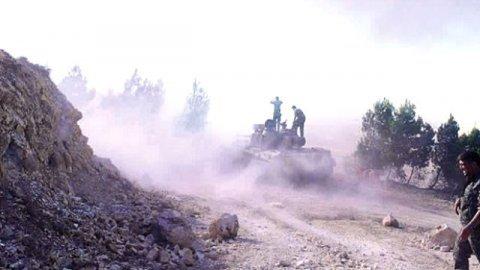 IŞİD tanksavarla vurdu; 4 Türk askeri yaralandı
