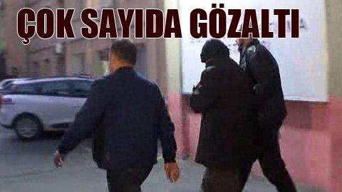 İstanbul'da akademisyenlere operasyon!