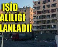 Diyarbakır saldırısını IŞİD üstlendi