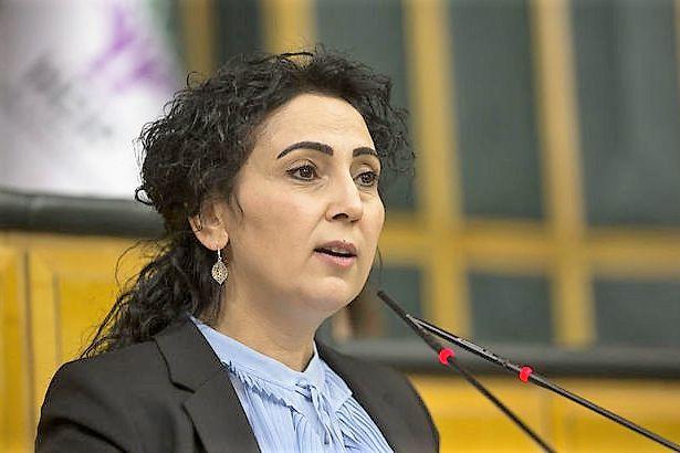 Figen Yüksekdağ'ın 10 aylık cezası onandı!