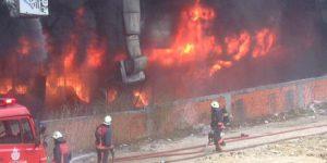 İBB'den Bayrampaşa'daki yangınla ilgili açıklama