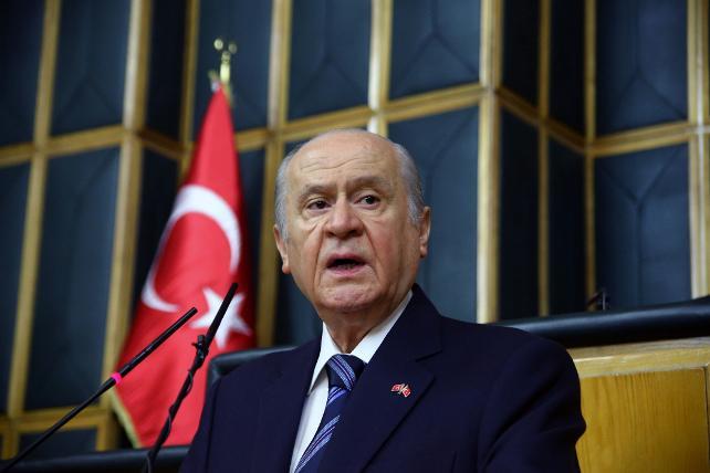 Bahçeli, AKP'deki FETÖ'cü milletvekillerini açıkladı