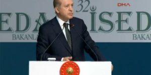 Erdoğan: Batı kime diktatör diyorsa…
