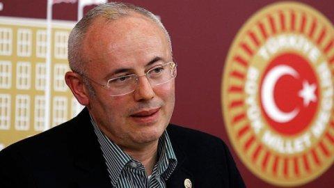 Eski AKP'li vekil FETÖ'den tutuklandı