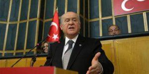 Bahçeli'den HDP yorumu: Yas tutacak değiliz
